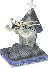 """Disney Traditions by Jim Shore """"The Nightmare Before Christmas"""" Zero Stone"""