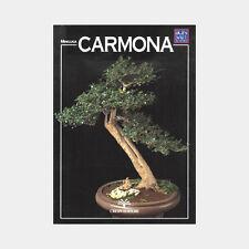 Manuale Bonsai Guida Carmona.