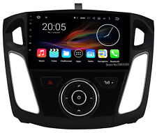 "9"" Quad Core Android 5.1.1 Car DVD Player Radio GPS For Ford Focus 3 2011-2015"