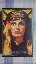 king diamond fatal portrait original 1st edition cassette USA