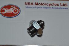65-3403 BSA A7 A10 B31 B33 C10 C11 ETC. MODELS CLUTCH ADJUSTING SCREW