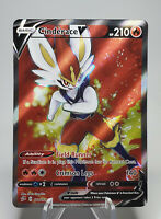 Cinderace V 178/192 - SWSH Rebel Clash - Ultra Rare Pokemon TCG Card