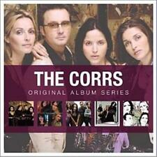 CORRS ORIGINAL ALBUM SERIES 5 CD NEW