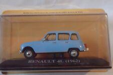 RENAULT 4TL 1962 1/43 Collection nos chères voitures d'antan  ALTAYA / IXO