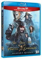 Pirates of the Caribbean: Salazar's Revenge (3D Edition with 2D Edition) [Blu-