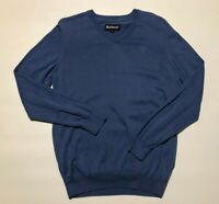 Barbour mens v-neck mens jumper M