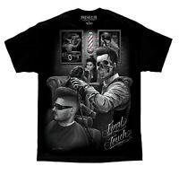 Final Touch Barber Shop Fresh Cut David Gonzales DGA T Shirt