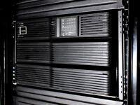 lx896~ Liebert GXT3 Online 8000va UPS 120/240v 8kva GXT3-8000RT208 #NewBatts