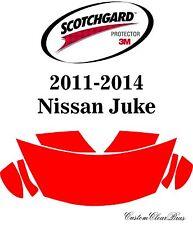 3M Scotchgard Paint Protection Film Clear Pre-Cut Fits 2011 2014 Nissan Juke