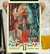 Poster Movie Twin Peaks Fire Walk With Me No Frame