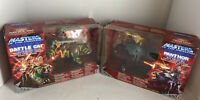 Masters of the Universe MOTU 200X Battle Cat Figure NIB and Panthor