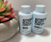 Authentic Beauty Concept Hydrate Cleanser & Conditioner 1.6oz, 50ml Each NWOB