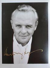 Sir Anthony Hopkins British Actor hand signed photo
