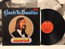 JAMES LAST - BACH TO BEATLES LP EX-/NM 1974 ITA POLYDOR 2371 452 A