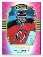 2019-20 Upper Deck Stature Portrait Variant RED Base Rookies Pick From List #/20