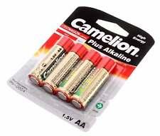 4er Pack CAMELION BATTERIE 1,5 V AA Mignon 2700 mAh [lr6-bp4] lr6 am3 mn1500 e91