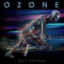 Ozone - Self Defence CD 2015 Chris Ousey & Steve Overland Hard Melodic Rock