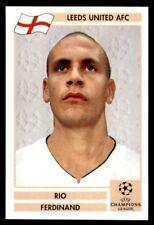 Panini Champions League 2000/2001 (Finale) - Rio Ferdinand Leeds United No. 99