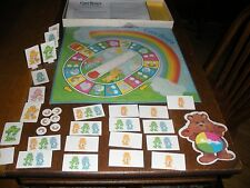 vintage Care Bear board game 1984 Parker Brothers Warm Feelings