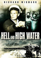 Hell and High Water (DVD, 2007) Brand new, Sealed