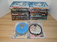 Anime Lot of 19  DVDs all in English