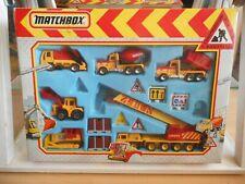 Matchbox Construction Set CS 75 in Box