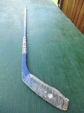 "Vintage Aluminum 56"" Long Hockey Stick Ccm Vector"