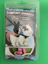 Two - Super Pet Comfort Harnesses W / Stretchy Stroller - Large