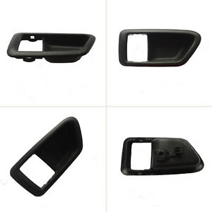 For Toyota Camry Inside Interior Front Rear Left LH Door Handle Cover 1997-2001