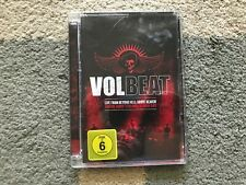 Volbeat: Live from Beyond Hell/Above Heaven 2 DVD set