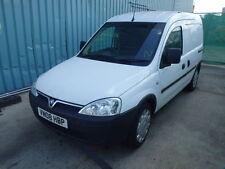 Vauxhall Combo 1.3 cdti  White Breaking