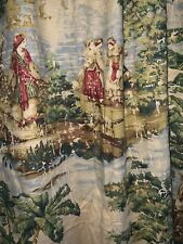 GORGEOUS~NEW~TRADITIONS BY PAMELA KLINE BOSPORUS TOILE DRAPES(2)SETS AVAILABLE