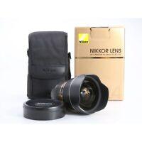 Nikon AF-S 2,8/14-24 G ED + Sehr Gut (233129)