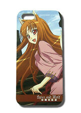 Spice and Wolf Holo IPhone 5 Cell Phone Case Anime MINT