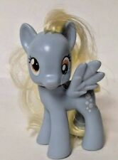 "G4 My Little Pony FiM 3"" Brushable TRU Favorites DERPY HOOVES Bubbles RARE Cute!"