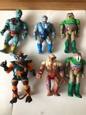 Job Lot Of Vintage Thundercats Action Figure Toys 1980s Mumra Panthro
