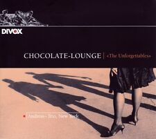 ANDREAS Trio / The Unforgettables, a Chocolate-Lounge / (1 CD) / NEUF