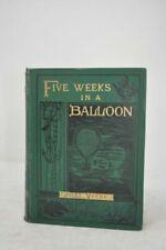 Livres anciens et de collection Jules Verne, en anglais