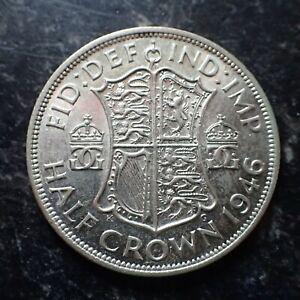 1946 George VI Half Crown