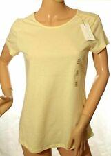 Charter Club Women's Yellow Pajama Shirt