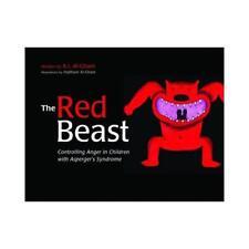 The Red Beast by Haitham Al-Ghani (illustrator), Kay Al-Ghani