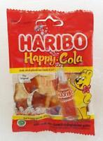 HARIBO HAPPY COLA GUMMY JELLY GELATIN CANDY CHEWY DESSERT SNACK YAMMY 30G