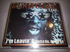 BOOTSY COLLINS feat. MC LYTE - I'm Leavin' U   (Maxi-CD)