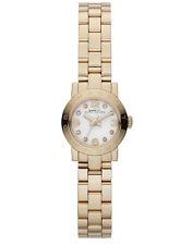 * Nuevo ** Marc Jacobs señoras Oro Mini Amy Dinky Reloj mbm3266 Reloj RRP £ 199