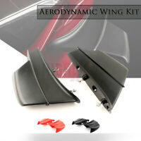 Motorcycle Winglet Aerodynamic Wing Kit Spoiler for Ducati Panigale V4 V4R Set
