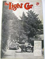 The LIGHT CAR 26 Aug 1938 New Jowetts Original Motoring Car Magazine