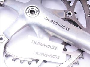 decal crankset, crank arm Shimano Dura ace fc-7410 7600 7700 7710 track sticker