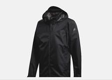 adidas Men's Outdoor Wandertag Jacket in Black - 2XL