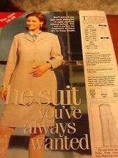 Donna gonna e giacca Sewing Pattern