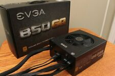 EVGA 850 GQ 80+ GOLD 850W Semi Modular Power Supply - 210-GQ-0850-V1